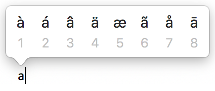 How to write Umlaut ä, ü, ö, ß without a German keyboard